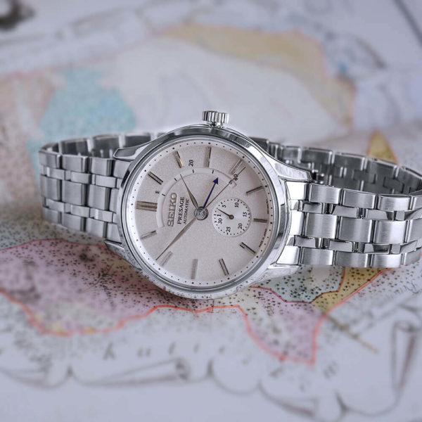 Мужские наручные часы SEIKO Presage Japanese Garden SSA395J1 - Фото № 11