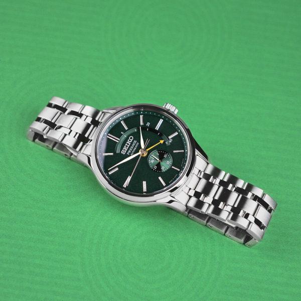 Мужские наручные часы SEIKO Presage Japanese Garden SSA397J1 - Фото № 12
