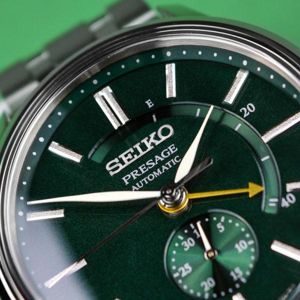 Мужские наручные часы SEIKO Presage Japanese Garden SSA397J1 - Фото № 10