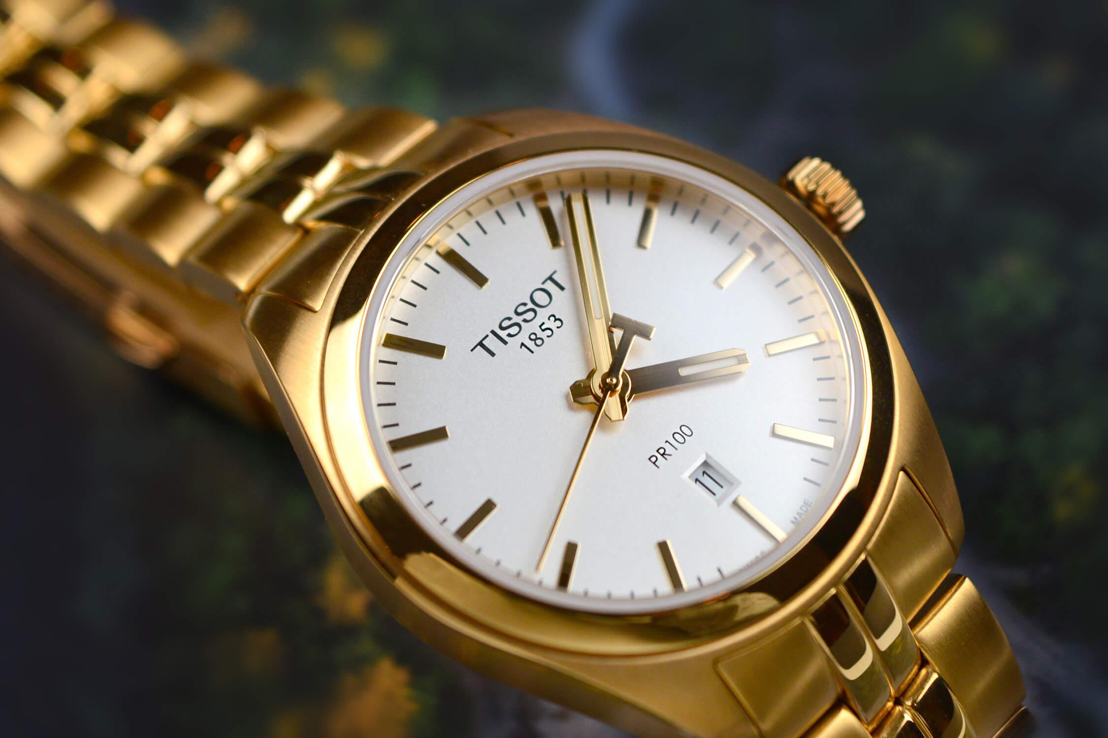 часы TISSOT PR 100 T101.210.33.031.01