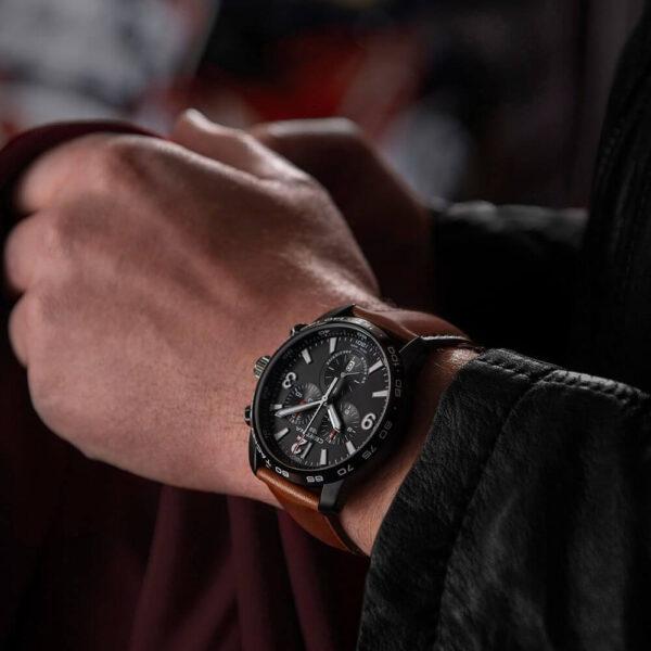 Мужские наручные часы CERTINA Sport DS Podium Chronograph 1/100 sec C001.647.36.057.00 - Фото № 8