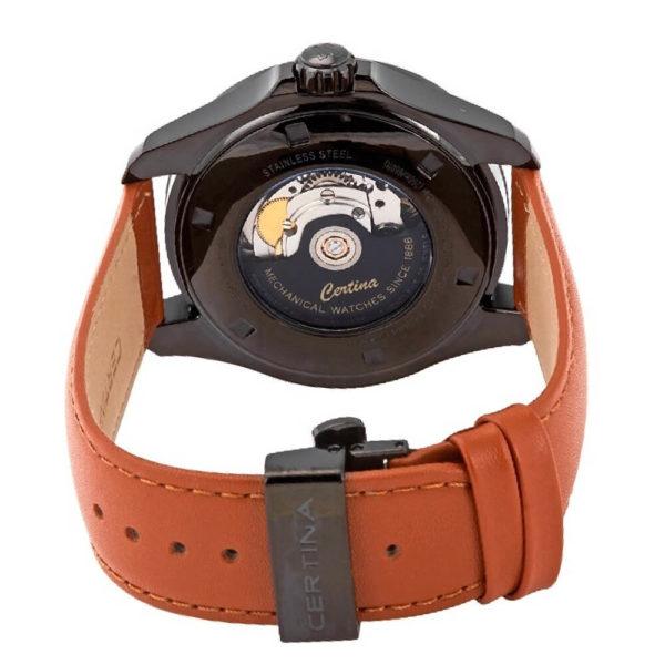Мужские наручные часы CERTINA Aqua DS Action GMT Powermatic 80 C032.429.36.051.00 - Фото № 9