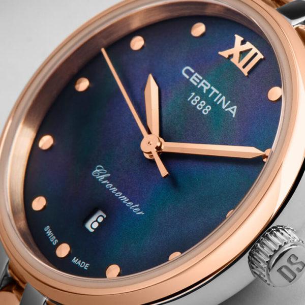 Женские наручные часы CERTINA Urban DS-8 Lady C033.051.22.128.00