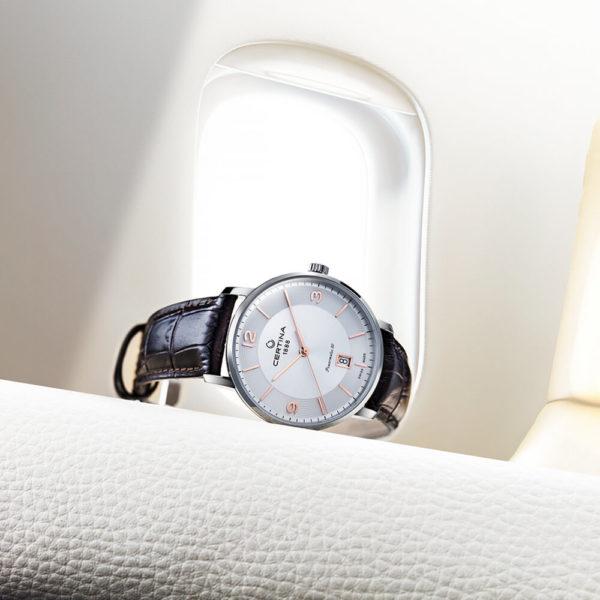 Мужские наручные часы CERTINA Urban DS Caimano Powermatic 80 C035.407.16.037.01