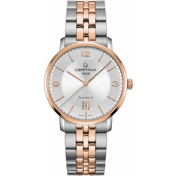 Мужские наручные часы CERTINA Urban DS Caimano Powermatic 80 C035.407.22.037.01