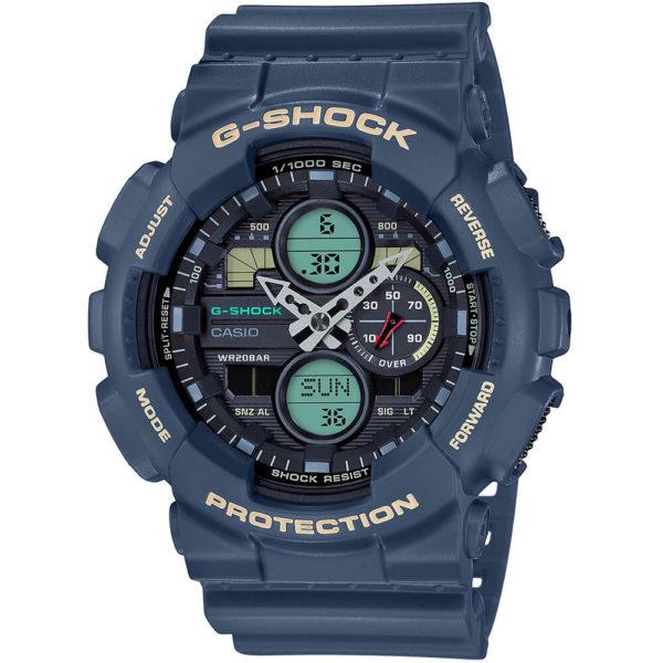 Мужские наручные часы CASIO G-Shock GA-140-2AER