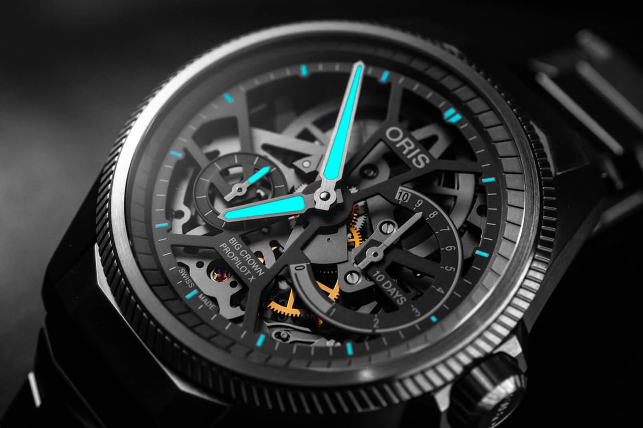 часы Oris Big Crown ProPilot X Calibre 115