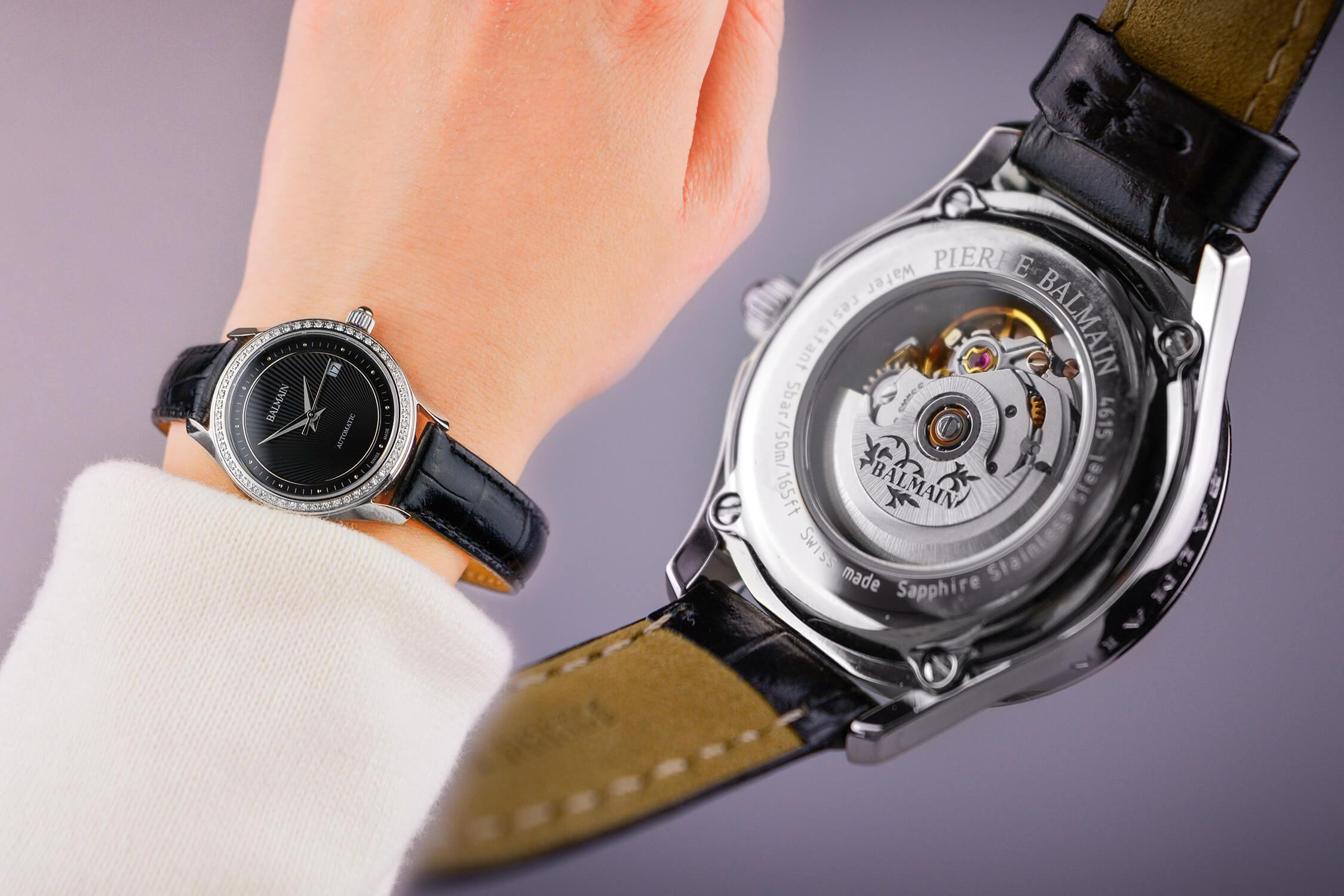часы balmain MAESTRIA B4615.32.66