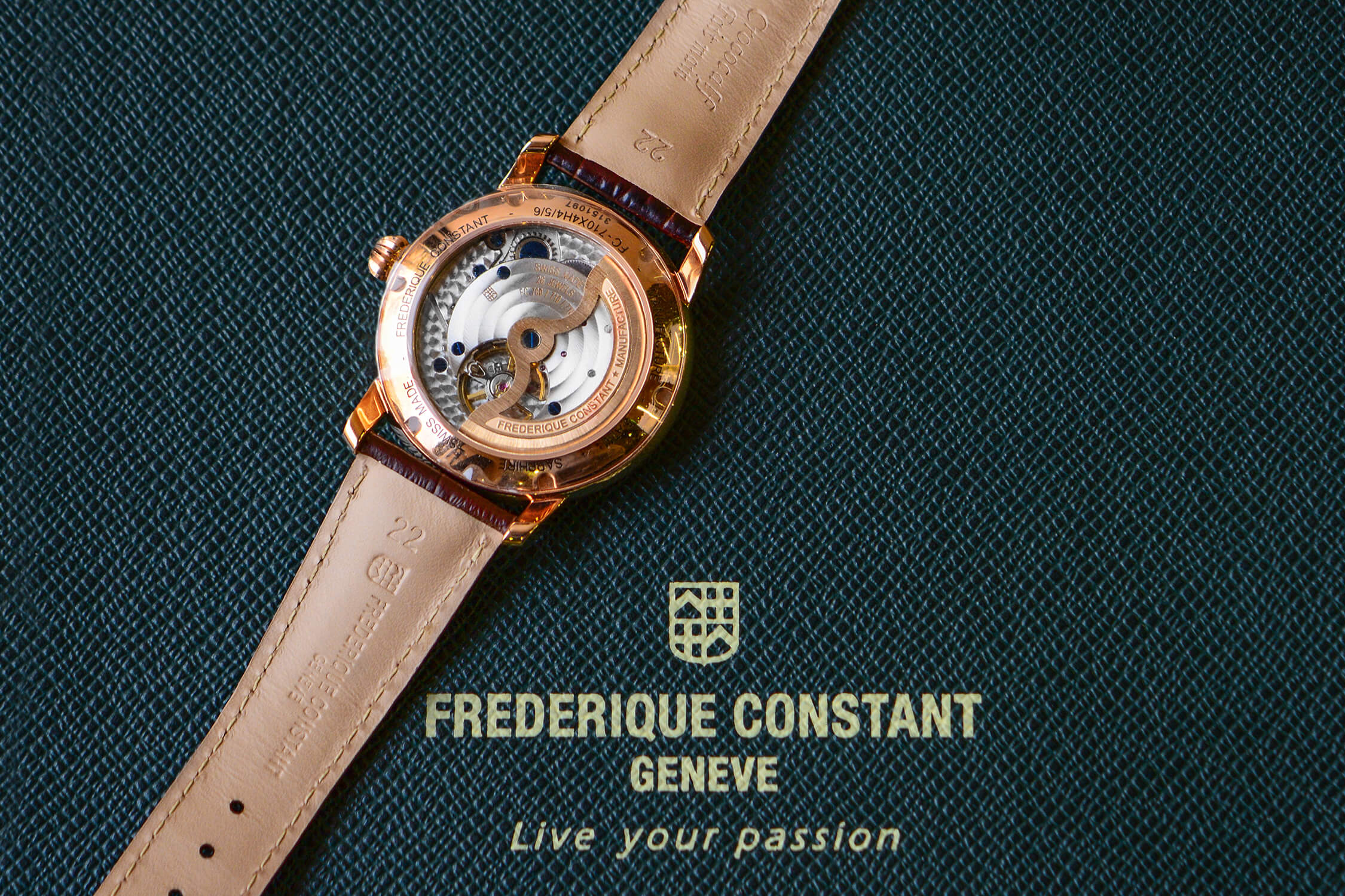 часы фредерик констант