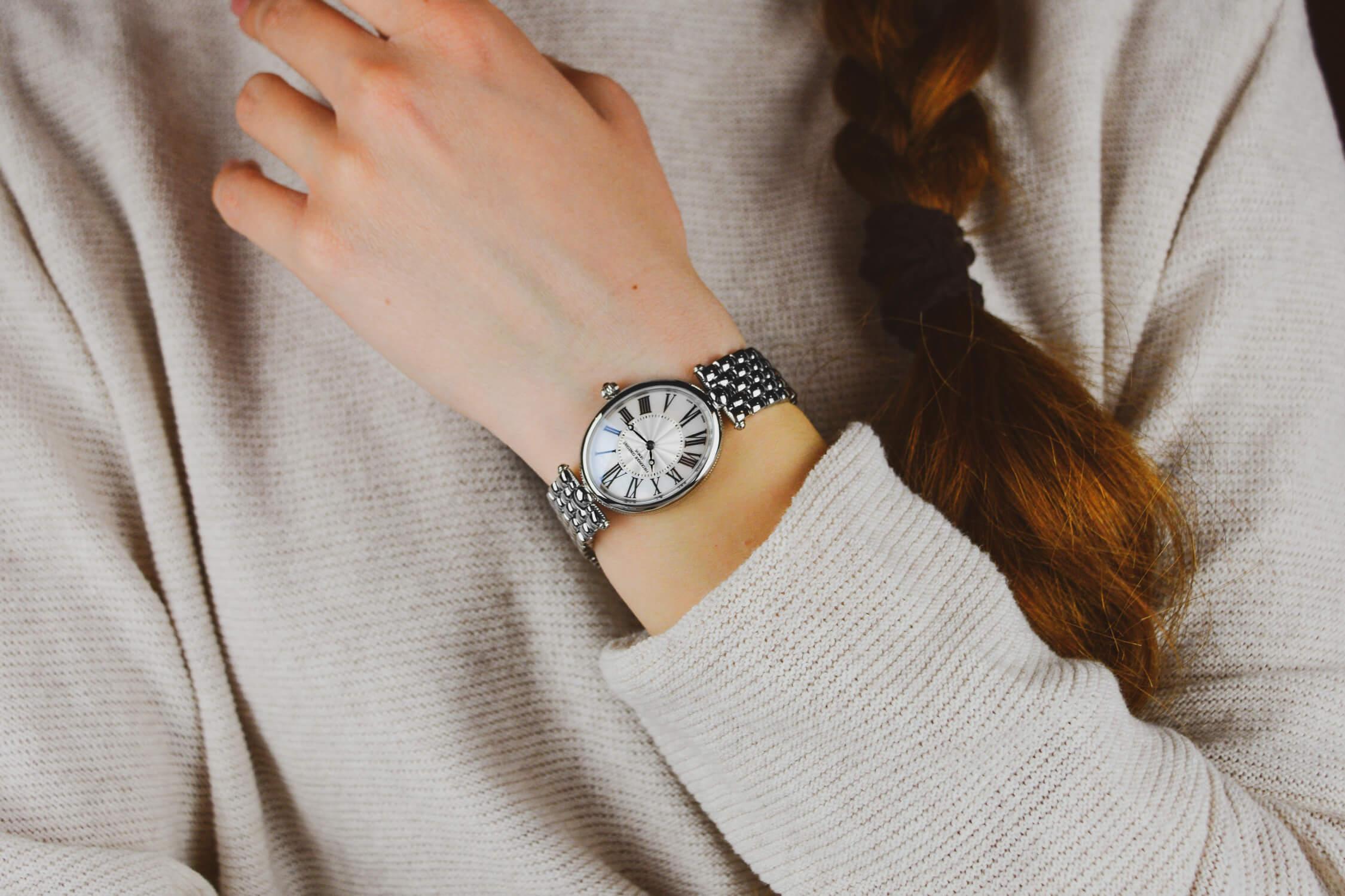 женские часы фредерик констант