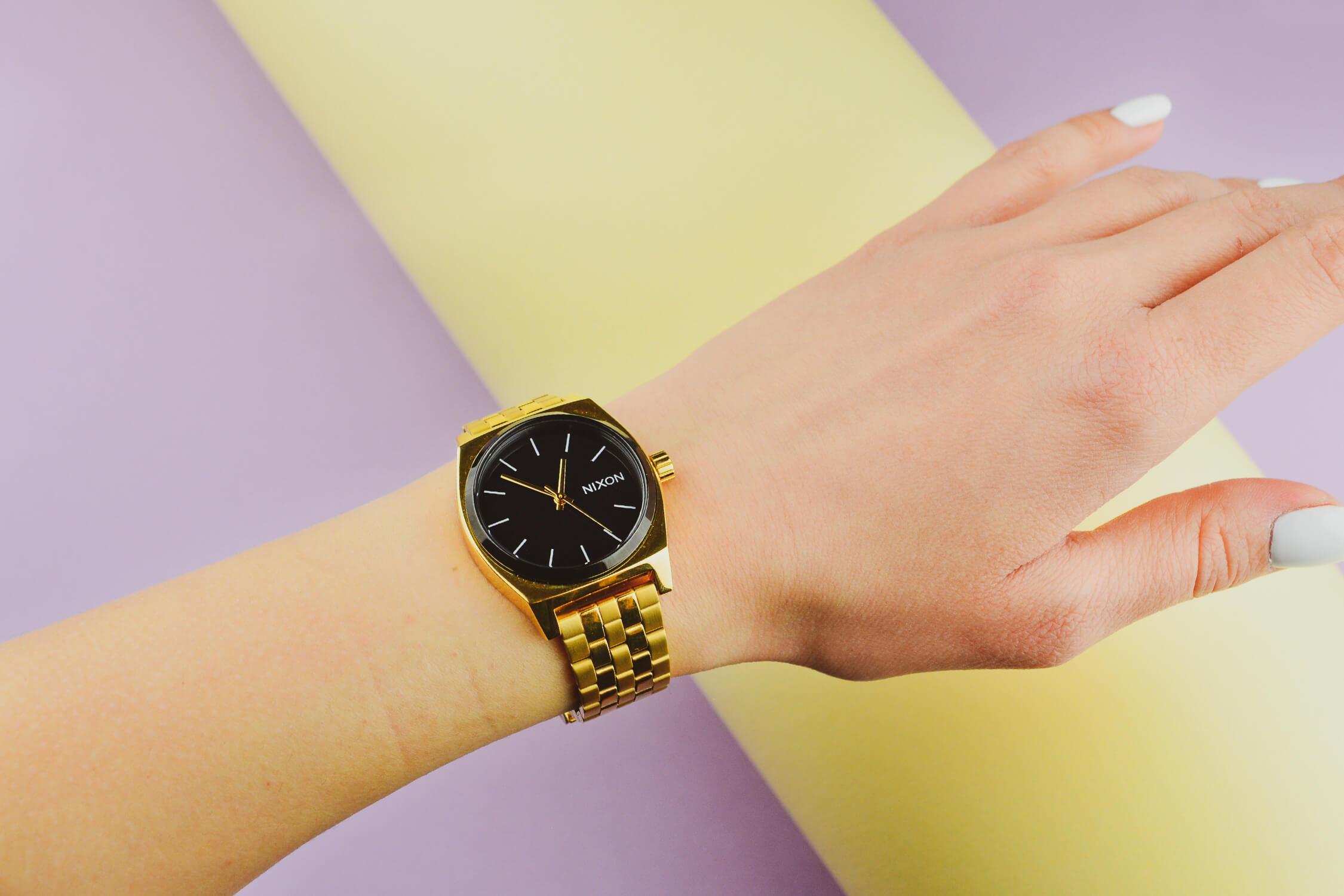 часы никсон тайм теллер