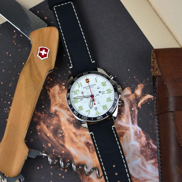 Мужские наручные часы VICTORINOX SWISS ARMY FIELDFORCE V241853 - Фото № 7