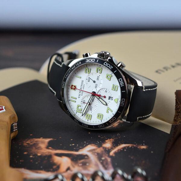 Мужские наручные часы VICTORINOX SWISS ARMY FIELDFORCE V241853 - Фото № 8
