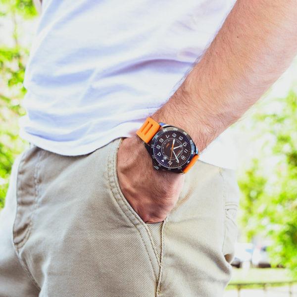 Мужские наручные часы VICTORINOX SWISS ARMY FIELDFORCE V241897 - Фото № 7