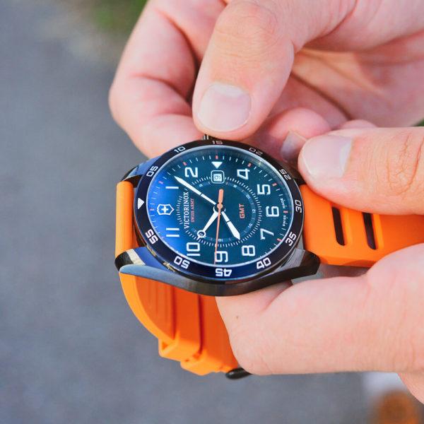Мужские наручные часы VICTORINOX SWISS ARMY FIELDFORCE V241897 - Фото № 9
