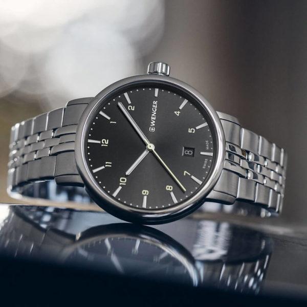 Мужские наручные часы WENGER Urban Classic W01.1731.120