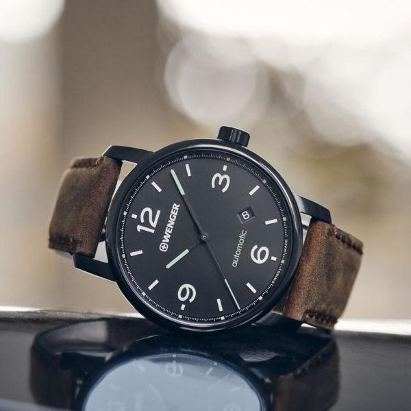Мужские наручные часы WENGER Urban Metropolitan W01.1746.102
