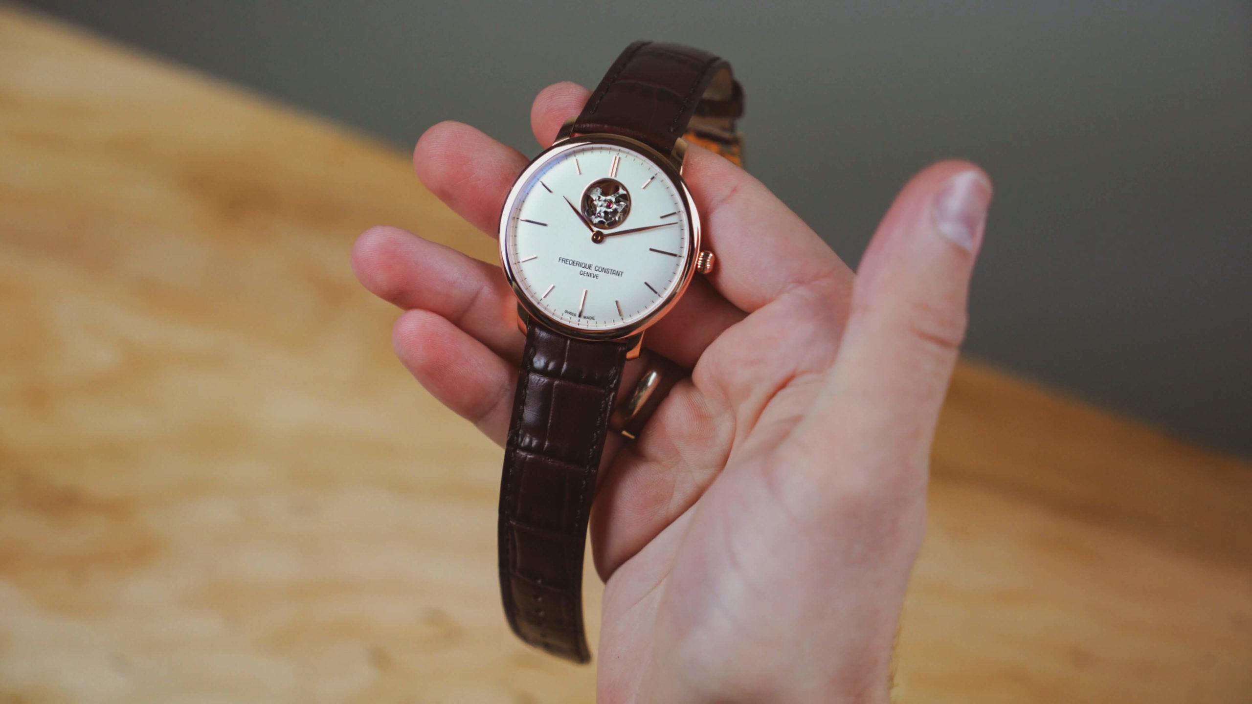 часы frederique constant FC-312V4S4