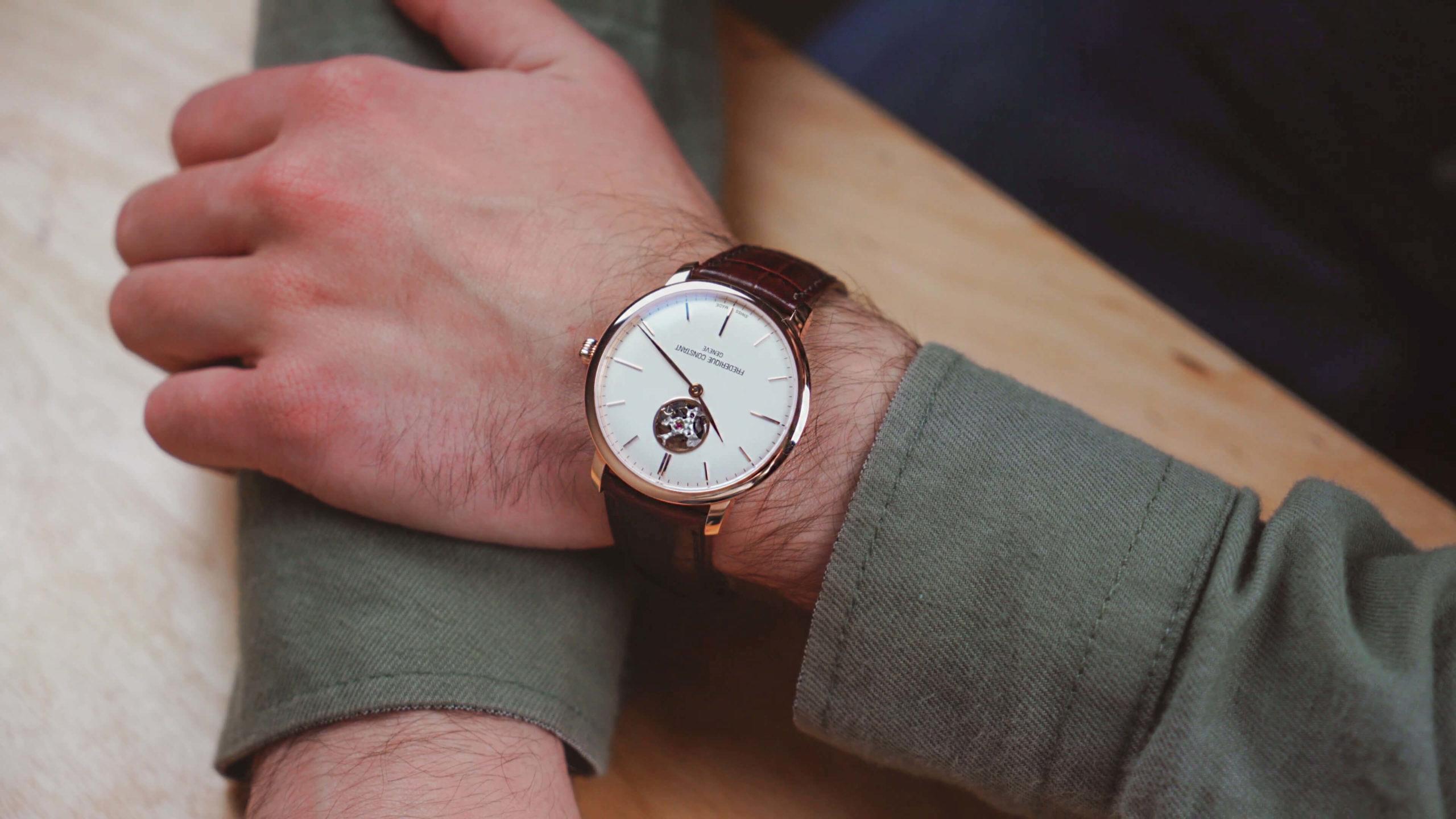 механические швейцарские часы