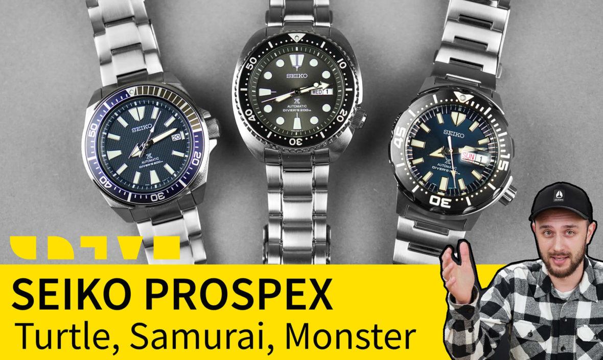 обзор seiko prospex thewatch