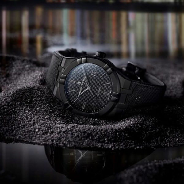 Мужские наручные часы MAURICE LACROIX Aikon Automatic AI6008-PVB01-330-1 - Фото № 7