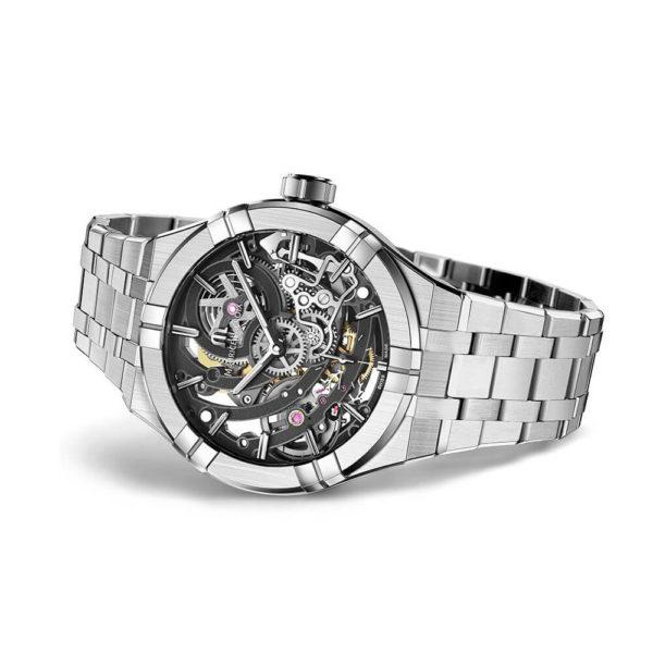 Мужские наручные часы MAURICE LACROIX Aikon Automatic Skeleton Manufacture AI6028-SS002-030-1