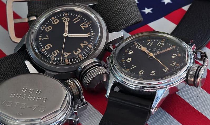 военные часы США