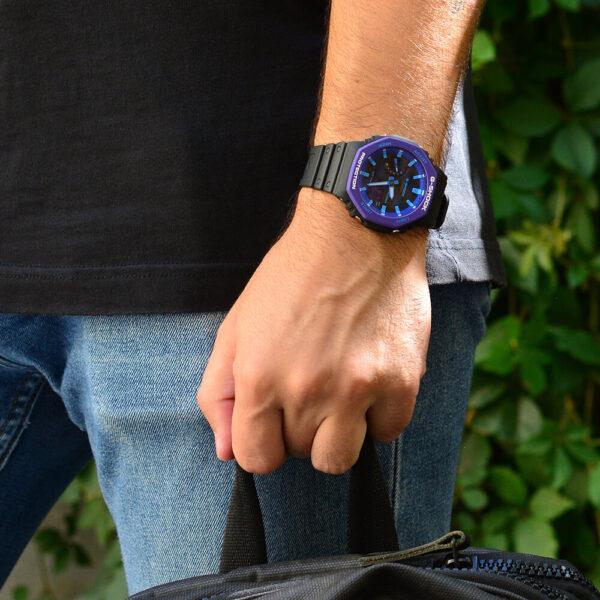 Мужские наручные часы CASIO G-Shock GA-2100THS-1AER - Фото № 10