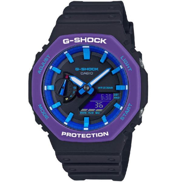 Мужские наручные часы CASIO G-Shock GA-2100THS-1AER - Фото № 6