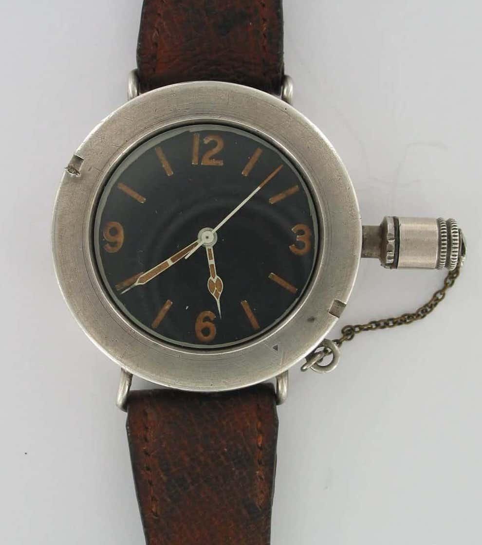 военные часы Longines