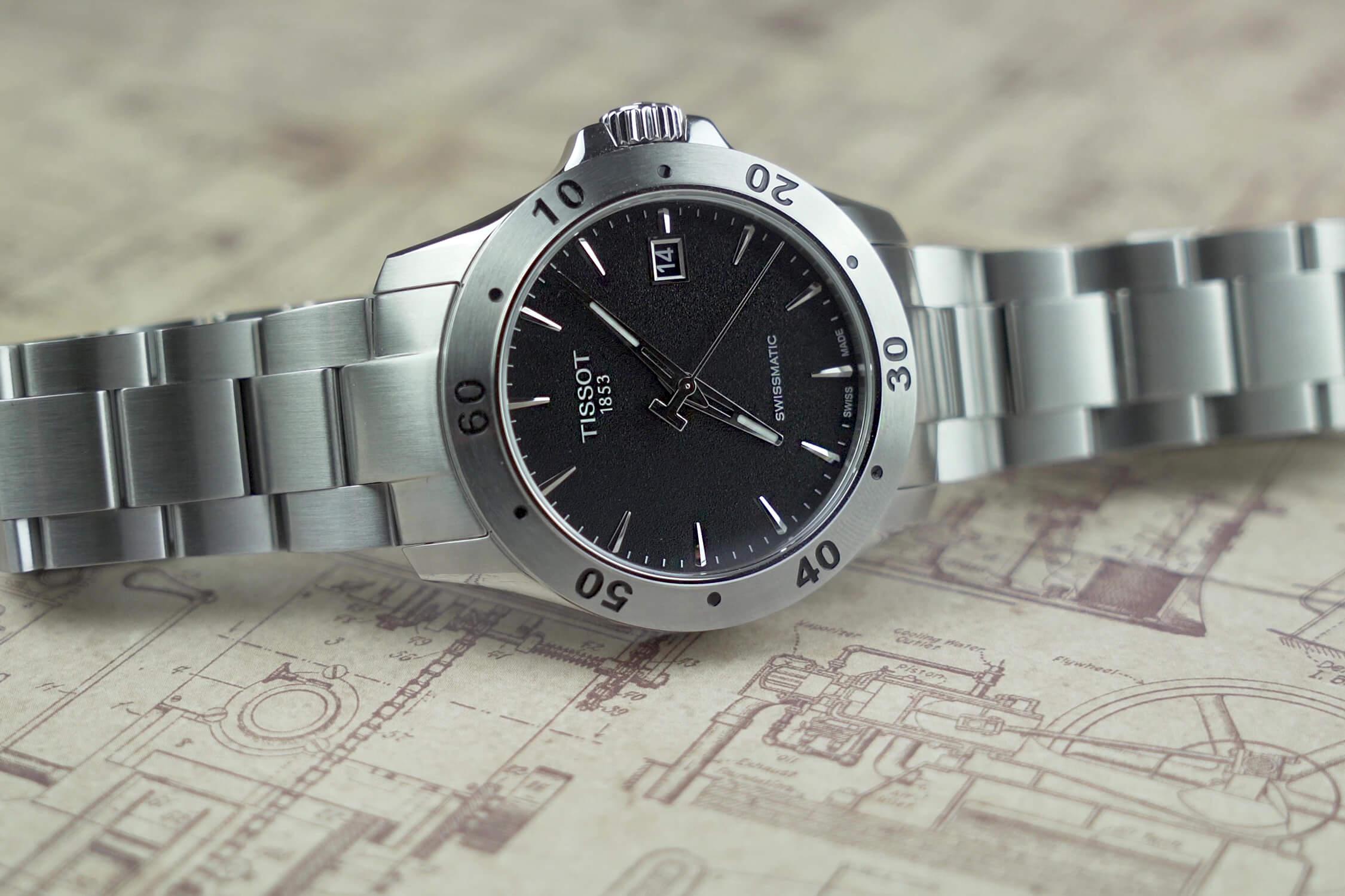 часы tissot swissmatic V8