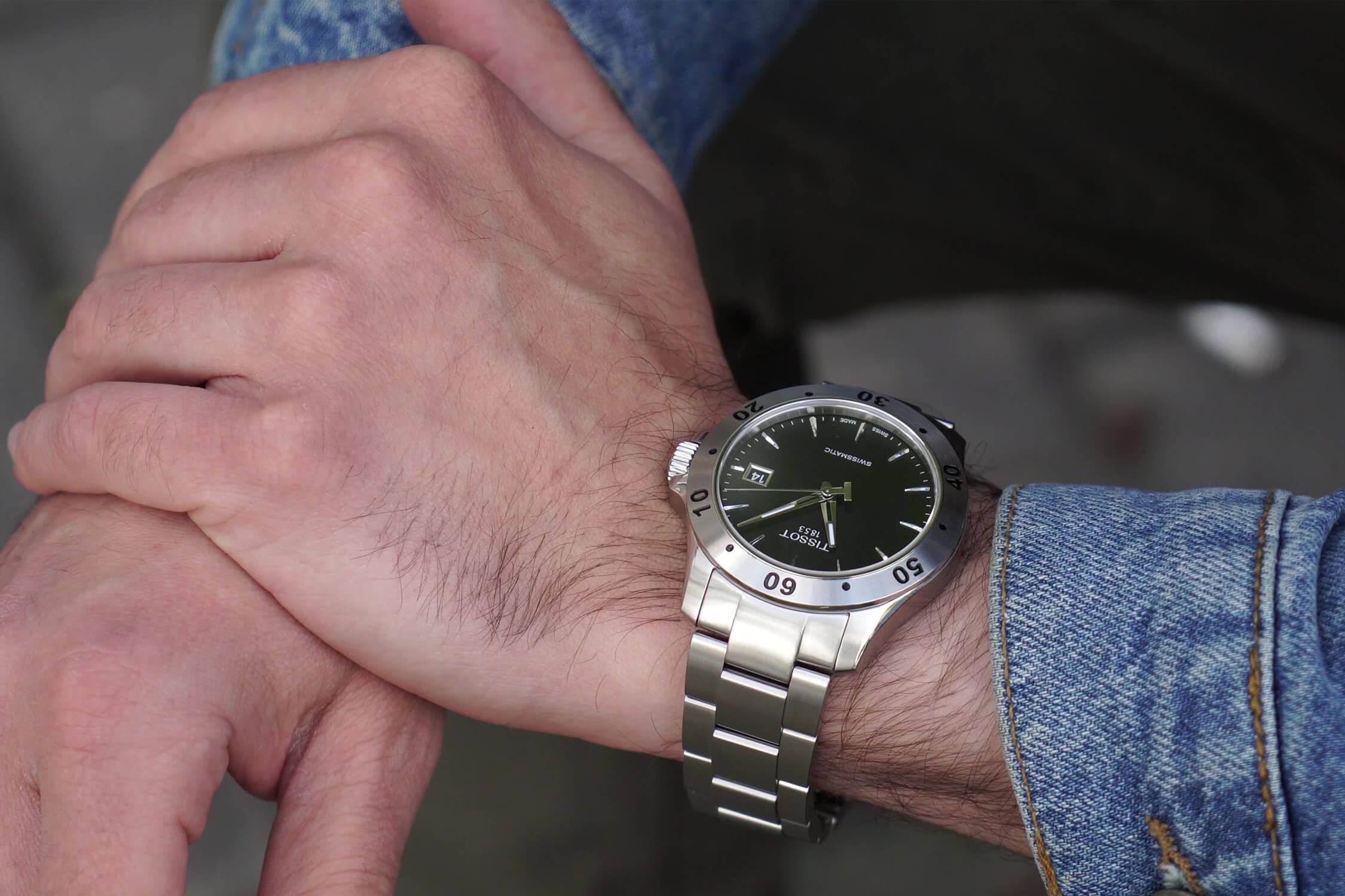 купить часы Тиссо