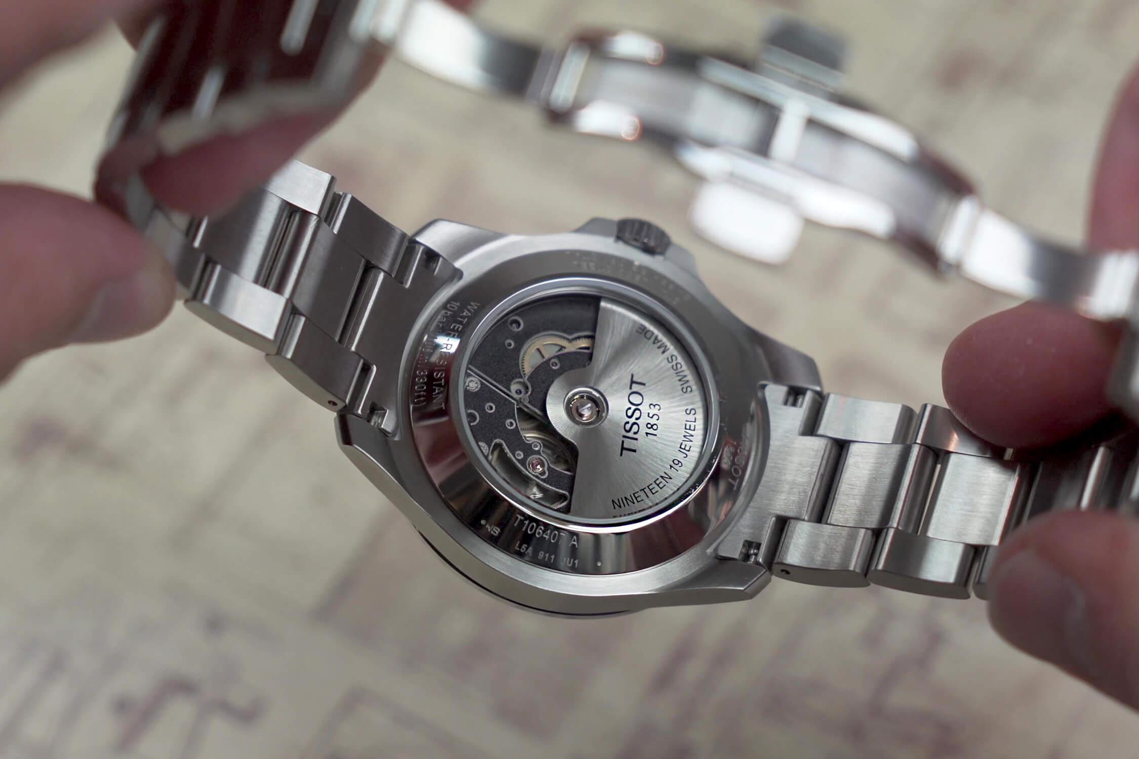 часы tissot swissmatic