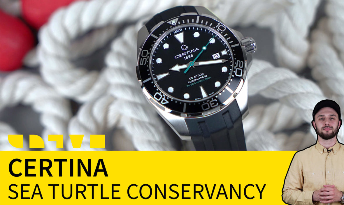 certina turtle conservancy