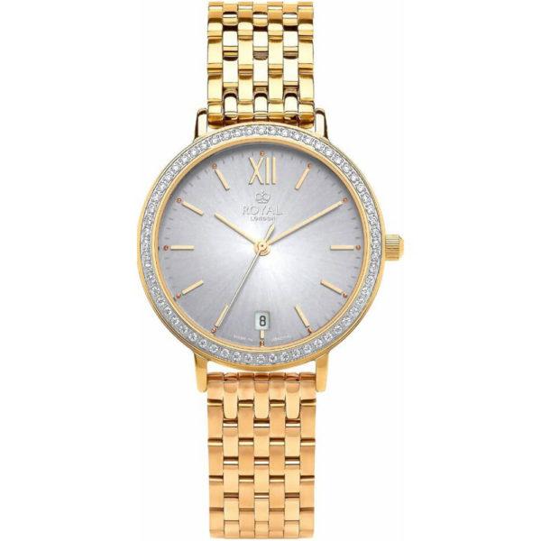 Женские наручные часы ROYAL LONDON Classic 21435-07
