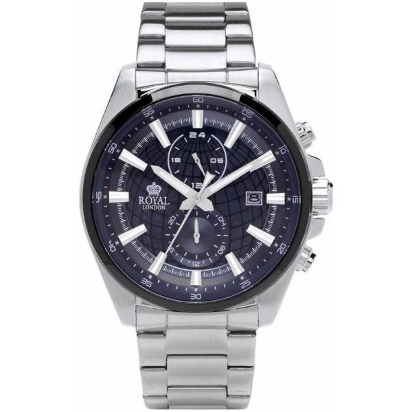 Мужские наручные часы ROYAL LONDON Sports 41447-07