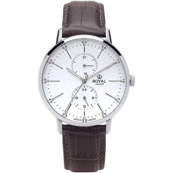Мужские наручные часы ROYAL LONDON Classic 41455-01