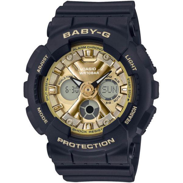 Женские наручные часы CASIO Baby-G BA-130-1A3ER