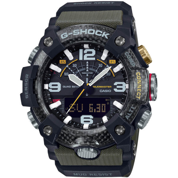 Мужские наручные часы CASIO G-Shock Mudmaster GG-B100-1A3ER