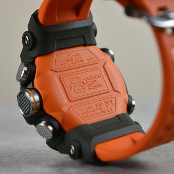Мужские наручные часы CASIO G-Shock Mudmaster GG-B100-1A9ER - Фото № 16