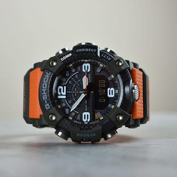 Мужские наручные часы CASIO G-Shock Mudmaster GG-B100-1A9ER - Фото № 12