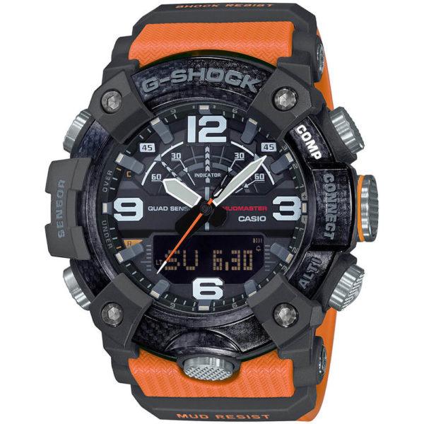 Мужские наручные часы CASIO G-Shock Mudmaster GG-B100-1A9ER - Фото № 9