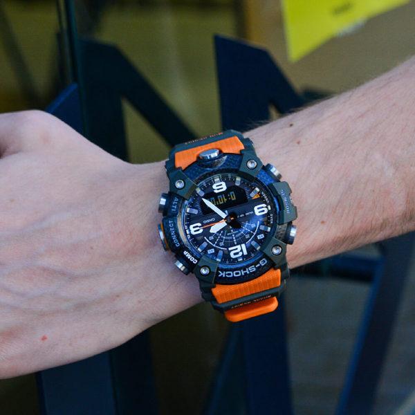 Мужские наручные часы CASIO G-Shock Mudmaster GG-B100-1A9ER - Фото № 11
