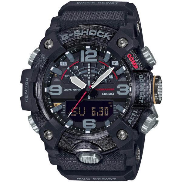 Мужские наручные часы CASIO G-Shock Mudmaster GG-B100-1AER