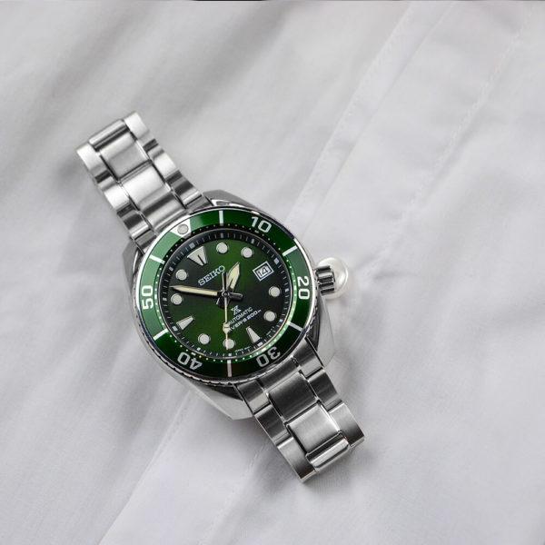 Мужские наручные часы SEIKO Prospex Sumo SPB103J1 - Фото № 12