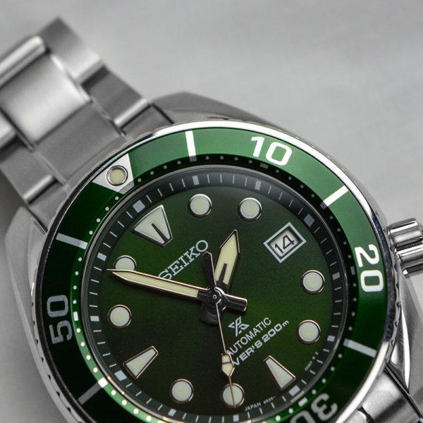 Мужские наручные часы SEIKO Prospex Sumo SPB103J1 - Фото № 11
