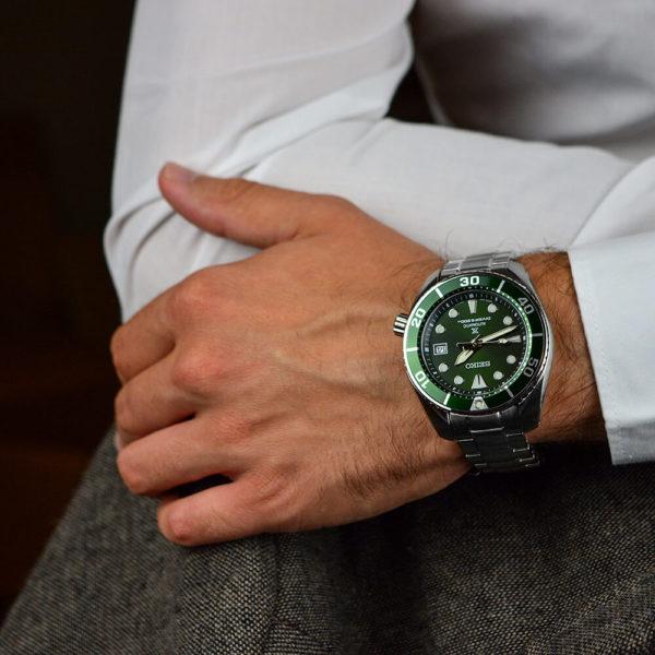 Мужские наручные часы SEIKO Prospex Sumo SPB103J1 - Фото № 9