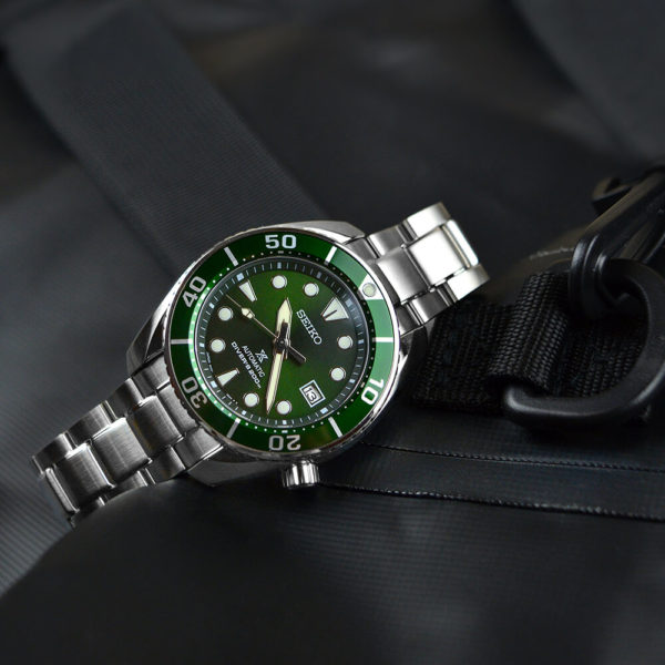 Мужские наручные часы SEIKO Prospex Sumo SPB103J1 - Фото № 10