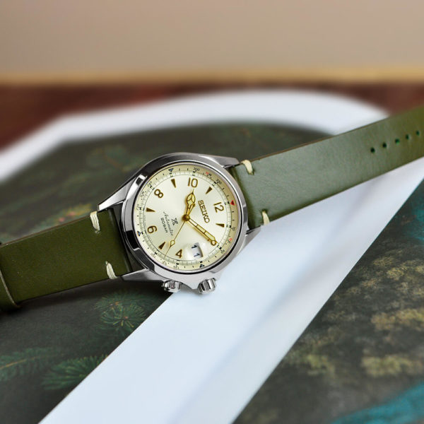 Мужские наручные часы SEIKO Prospex Alpinist SPB123J1 - Фото № 11
