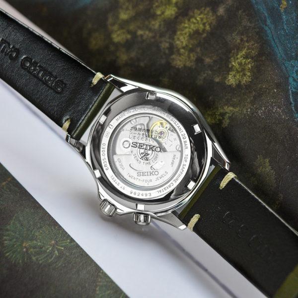 Мужские наручные часы SEIKO Prospex Alpinist SPB123J1 - Фото № 14